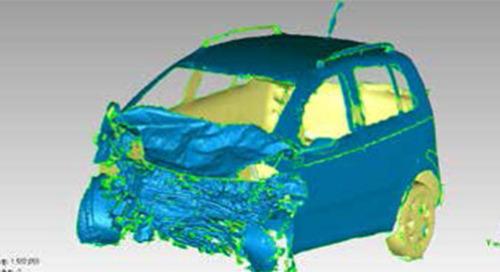 Un Sherlock Holmes moderno: la tecnología de escaneo 3D se combina con la ciencia forense