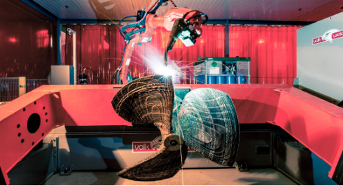 Printing & certifying AM propellers: The future of large component repair & manufacture
