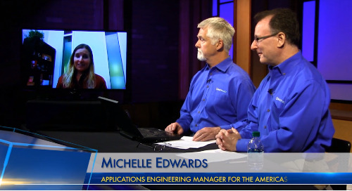 Women in metrology: featuring Michelle Edwards on Quality Digest TV