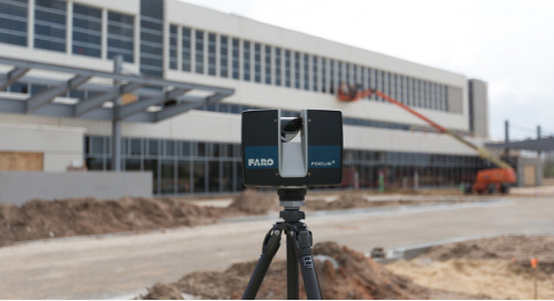 Live presentations at SPAR3D & AEC Next - 3D reality capture for AEC
