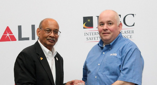 Laser safety education comes into focus at conference