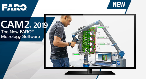 [UPDATE] CAM2 2019 - the smartest 3D measurement software