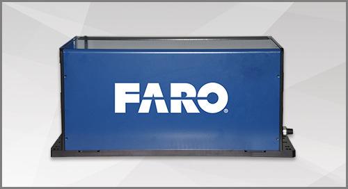 [TECHSHEET] FARO 3D-XB 3-Axis Scan Head