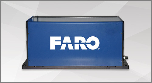 [TECHSHEET] FARO 3D-XB 3-Axis Scan Head