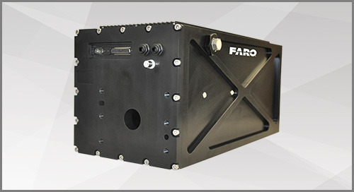 [TECHSHEET] FARO 3D-Ultralight 3-Axis Scan Head