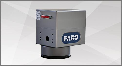[TECHSHEET] FARO Digi-Cube Digital Scan Head