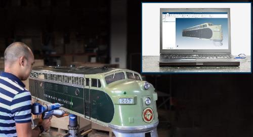 Un cambio revolucionario: FARO agrega un octavo eje al escaneo 3D