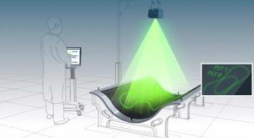 A tecnologia de criação de modelos a laser dá suporte ao setor de peças compostas