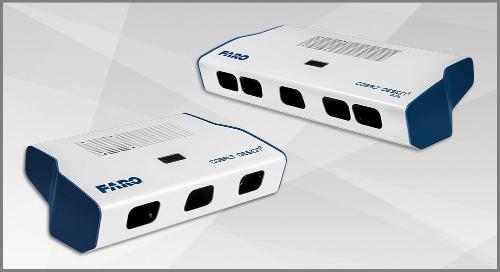 [TECHSHEET] Cobalt Design Structured Light Scanner