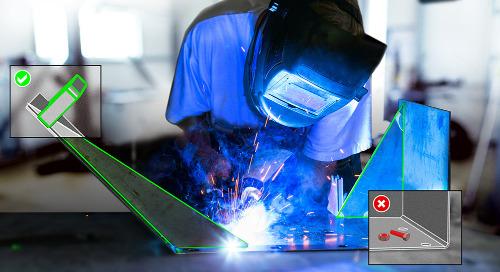 A Indústria 4.0 e suas aplicações nos processos de inspeção e montagem