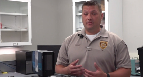 St. Louis County PD gains time & accuracy with Laser Scanners