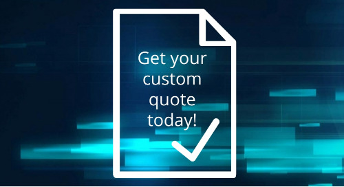 Let Us Send You a Quote