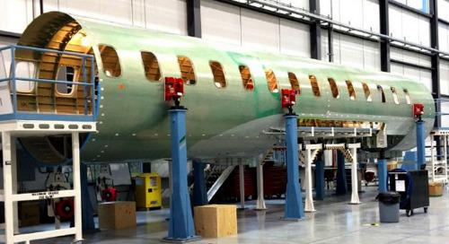 Como conseguir uma fabricação agili na inspeção aeroespacial com o software FARO