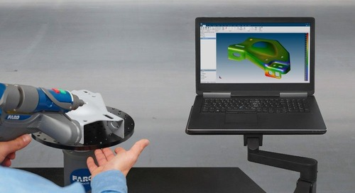 CAM2 Software – A new standard for actionable metrology [brochure]