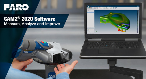 CAM2 2020 Software: greater quality and process control