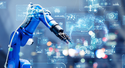 Tracking the shift from industrial to intelligent automation