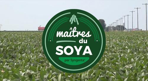 Bienvenue aux Maîtres du Soya par Syngenta