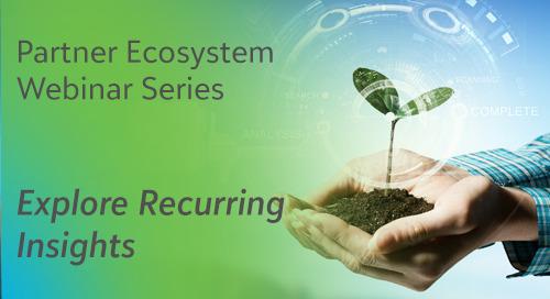 Explore Recurring Insights - Blackbaud Partner Ecosystem Webinar Series #3 - On-demand