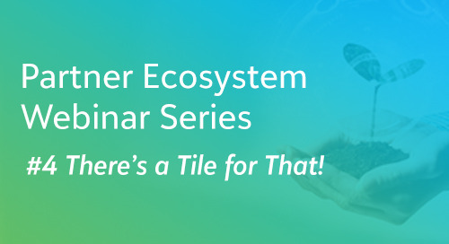 There's a Tile for That! - Partner Ecosystem Series #4 -On Demand