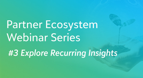 Explore Recurring Insights - Blackbaud Partner Ecosystem Webinar Series #3 - On-demand