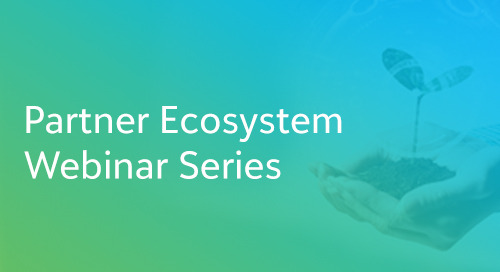Blackbaud Partner Ecosystem Webinar Series
