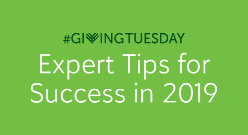 Expert Tips for #GivingTuesday Success