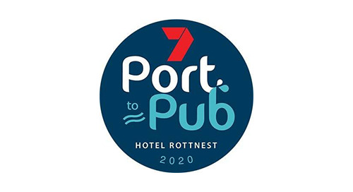 Channel 7 Port to Pub with Hotel Rottnest 2020