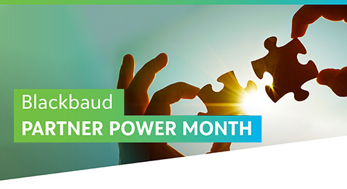Partner Power Month Starts September: Unlock Your Fundraising Potential