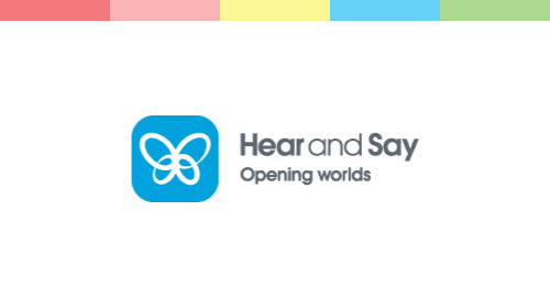Good News from Hear and Say