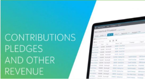 VIDEO: Keep Your Organisation Connected with Blackbaud's Fundraising and Accounting Solutions