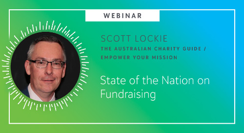 State of the Nation on Fundraising - Webinar On-Demand
