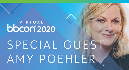 bbcon 2020: Amy Poehler and more special guests announced.