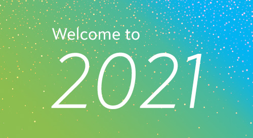 New Year, New Opportunities. Welcome to 2021 ✨