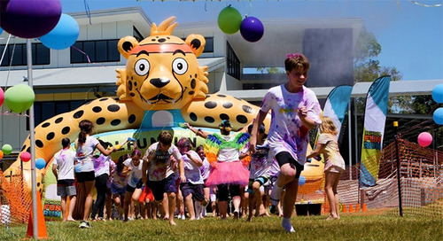 How Lindfield Raised $91,858 in One Exciting School Fundraising Event