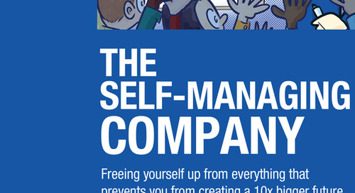 The Self-Managing Company