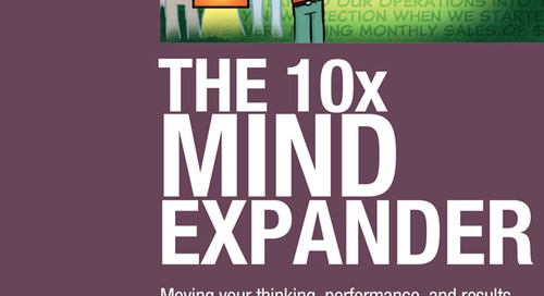 The 10x Mind Expander