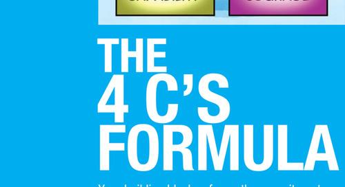 The 4 C's Formula