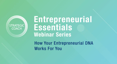 [Webinar] How Your Entrepreneurial DNA Works For You