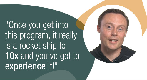 How I 10xed My Business In One Year, with Ben Hardy