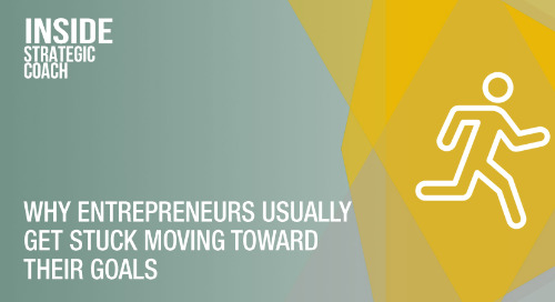 Why Entrepreneurs Usually Get Stuck Moving Toward Their Goals