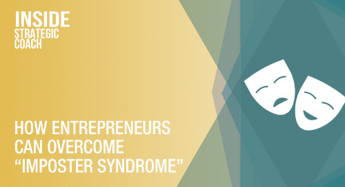 "How Entrepreneurs Can Overcome ""Imposter Syndrome"""