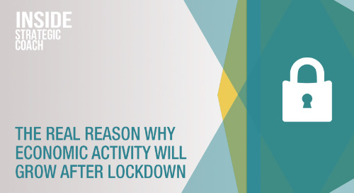 The Real Reason Why Economic Activity Will Grow After Lockdown