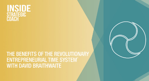 The Benefits Of The Revolutionary Entrepreneurial Time System® with David Braithwaite