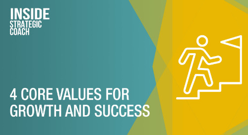 4 Core Values For Growth And Success