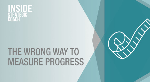 The Wrong Way To Measure Progress