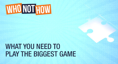 What You Need To Play The Biggest Game