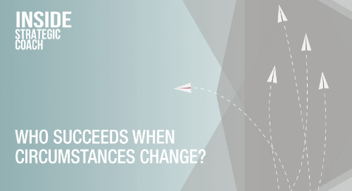 Who Succeeds When Circumstances Change?