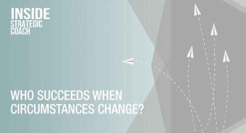 Who Succeeds When Circumstances Change?