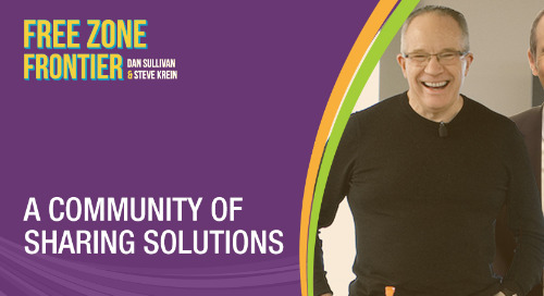 A Community Of Sharing Solutions