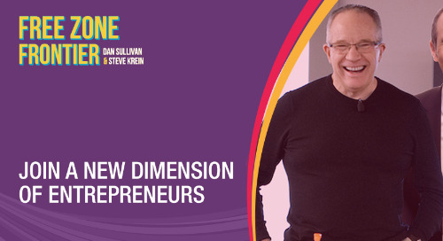 Join A New Dimension Of Entrepreneurs